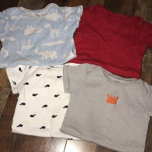 Carters onesies size 18m